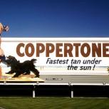 The original Coppertone Girl